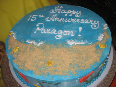 Paragon Innovations 15th Anniversary