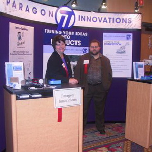 Paragon Innovations Trade Booth