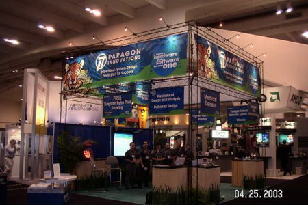 Paragon Innovations Tradeshow