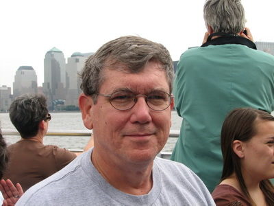 Mike Willey in New York