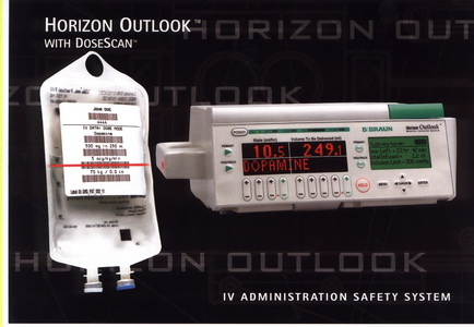 Outlook Infusion Pump Development Project