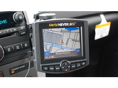 Hertz Navigation Solutions Neverlost System In-car Navigation System