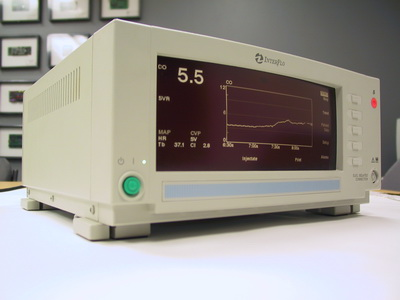 Vigilance Continuous Cardiac and SvO2 Monitor