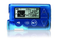 Paradigm Insulin Pump Design