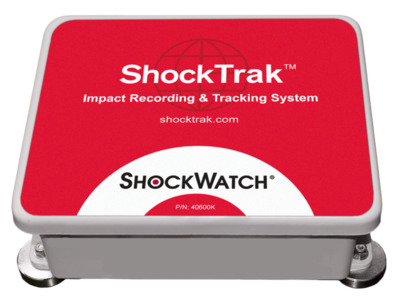 SpotSee ShockTrack System