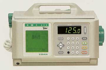 Vista Infusion Pump Verification and Validation