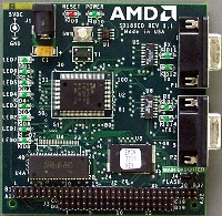 AMD Malibu Evaluation Board